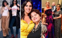 День Матери: 14 знаменитостей со своими мамами
