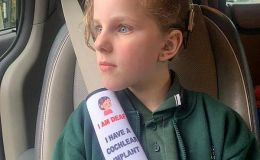 Просто и эффективно: австралийка создает чехлы с надписями для особенных детей