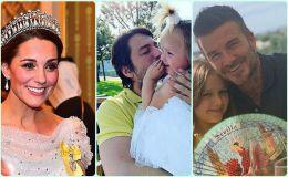 Детский День рождения: звезды, которые поздравили детей в июле