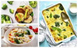 10 вкусных и полезных блюд из брокколи для детей и взрослых