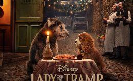 Disney выпустил первый трейлер римейка мультика Леди и Бродяга