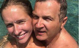 Это наше лето: Катя Осадчая показала маленького сына на отдыхе