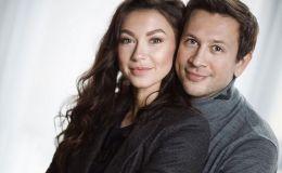 Дмитрий Ступка и Полина Логунова впервые показали лицо дочки