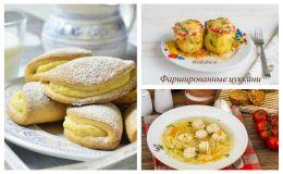 15 несложных рецептов очень вкусных блюд для детей и их родителей