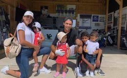 Моя любовь: Криштиану Роналду поздравил дочку с днем рождения