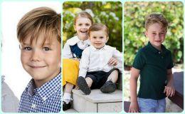 7 самых красивых королевских детей наследников престола