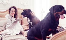 Анджелина Джоли рассказала, почему разрешает дочери носить одежду для мальчиков