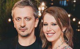 К свадьбе готова: Ксения Собчак показала свадебное платье