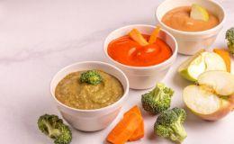 15 рецептів смачних і простих пюре для прикорму малюка