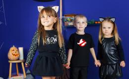 Страшно красиво: 10 стильных нарядов для малыша на Хэллоуин