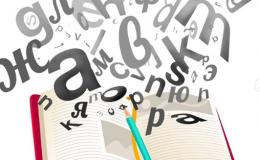 Буквы в фамилии, имени и отчестве: что означают