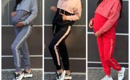 Утепляемся: стильный осенний гардероб для будущих мам