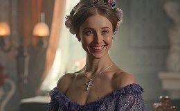 Анна Сагайдачная родила первенца. Поздравляем