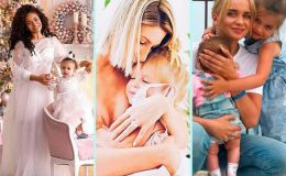 18 украинских звезд, которые воспитывают девочек
