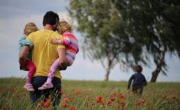 10 вещей, которые ребенок «получает в наследство» от папы