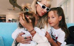 Малышка Тильда: Светлана Лобода показала фото младшей дочери