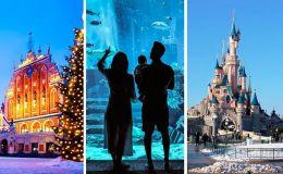 Куда поехать на зимние каникулы: 10 лучших маршрутов на любой вкус с ценами