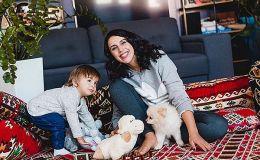 Время с мамой: Джамала показала новые фото с сыном