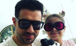 Папины выходные: экс-супруг Ани Лорак провел время с дочкой