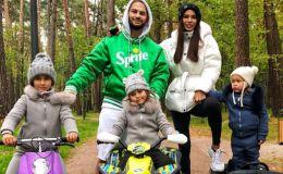 Оксана Самойлова показала беременный животик: рожать уже скоро!