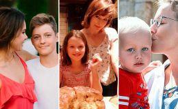 Детский День рождения: 8 звезд, которые поздравили своих детей в ноябре