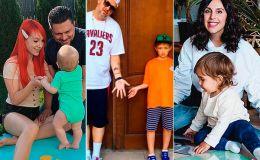 Украинские звездные родители мальчиков: с Днем сыновей!