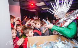 Лучшие новогодние представления для детей в Киеве