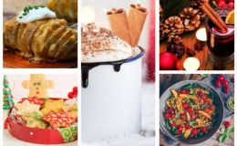 120 рецептов для идеального новогоднего стола