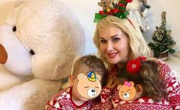 Катерина Бужинская поздравила близнецов с днем рождения: лучший день