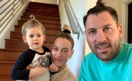 Максим Чмерковский показал первую стрижку трехлетнего сына