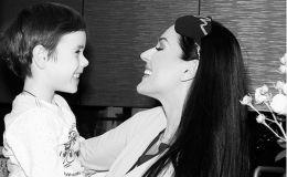 Маша Ефросинина показала, что делает ее сына счастливым
