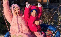 Анита Луценко показала дочку и поддержала мам малышей: ты не одна и все пройдет