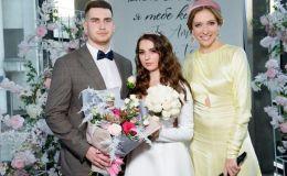 Звездная свадьба: дочь Кузьмы Скрябина вышла замуж