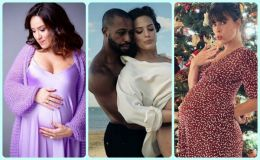 Звезды, которые встретят новый год 2020 беременными