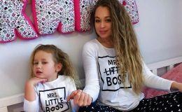 Яна Соломко поделилась новыми фото подросшей дочки