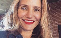 47-летняя Камерон Диаз впервые стала мамой
