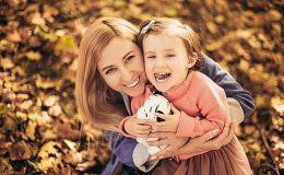 Тоня Матвиенко показала дочку и поздравила ее с Днем рождения