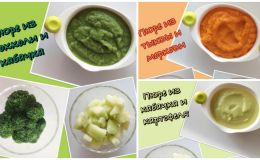 15 рецептов вкусных и простых пюре для прикорма малыша