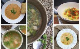 10 рецептов вкуснейших супов для детей от 2 лет