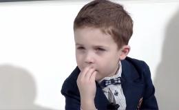 5-річний мільйонер: хлопчик вразив мережу віршом Ліни Костенко