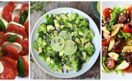 15 рецептов идеальных салатов для детей и взрослых