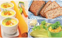 12 вкусных рецептов на основе каш для детей от 2 лет