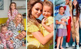 Украинские звездные родители девочек поздравили с Днем дочери