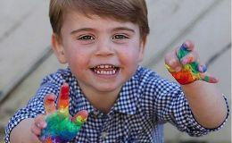 Принцу Луи исполнилось 2 года: новые фото из дворца