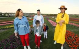 Певица Алеша рассекретила пол третьего ребенка – со спецэффектами