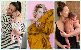 8 звездных мам, которые празднуют День матери 2020 в первый раз
