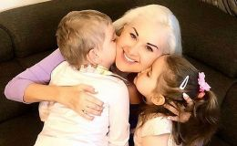 Екатерина Бужинская впервые показала лица близнецов: такие славные