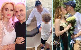 С Днем отца: как звезды поздравили пап и мужей с праздником