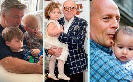День отца: знаменитые мужчины – поздние отцы