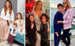 10 звездных мам, которые воспитывают детей в одиночку